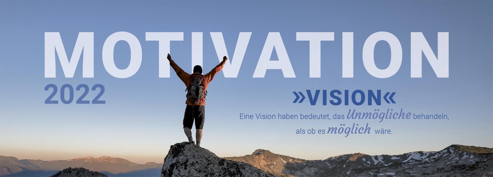 Tischquerkalender Motivation 2351322