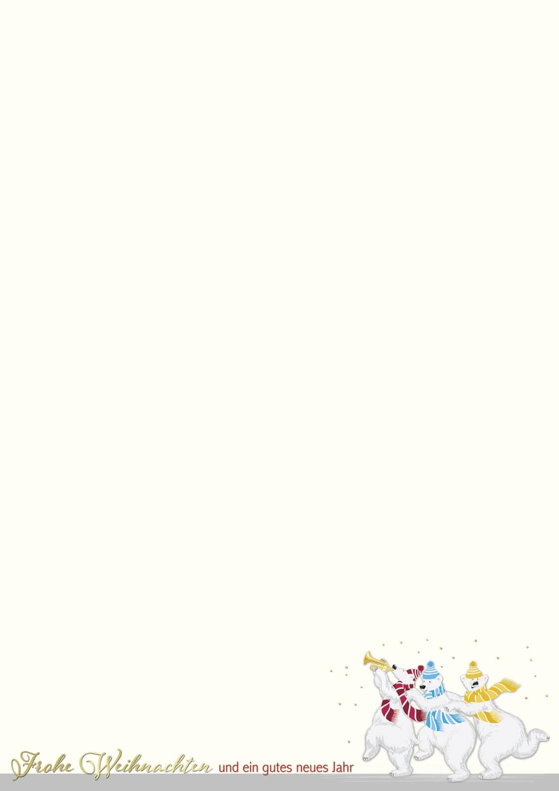 Weihnachtsbrief Avantgarde 1318209