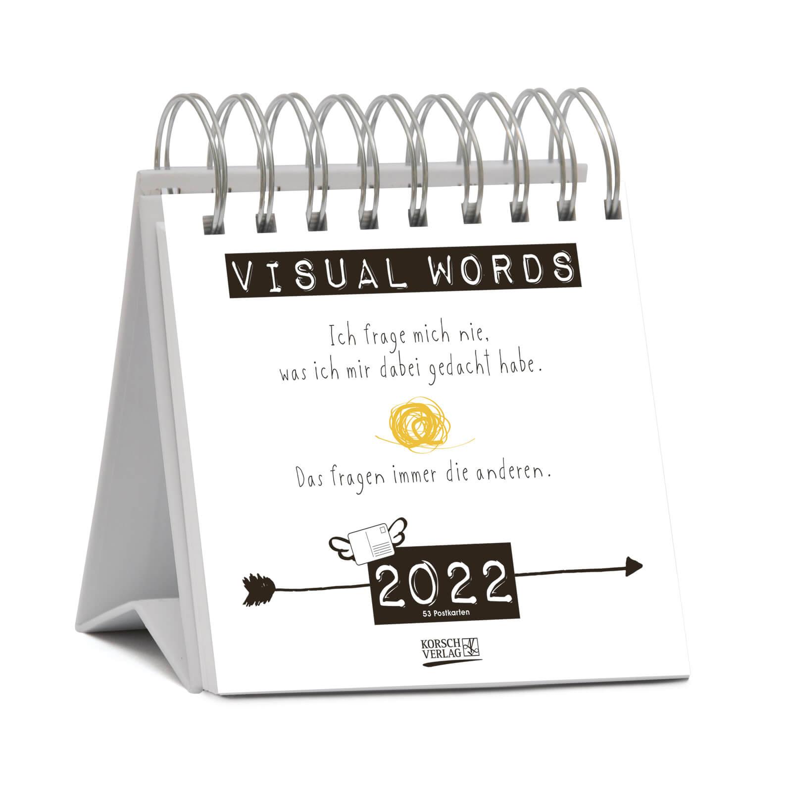 Visual Words 2022, Art. 235922