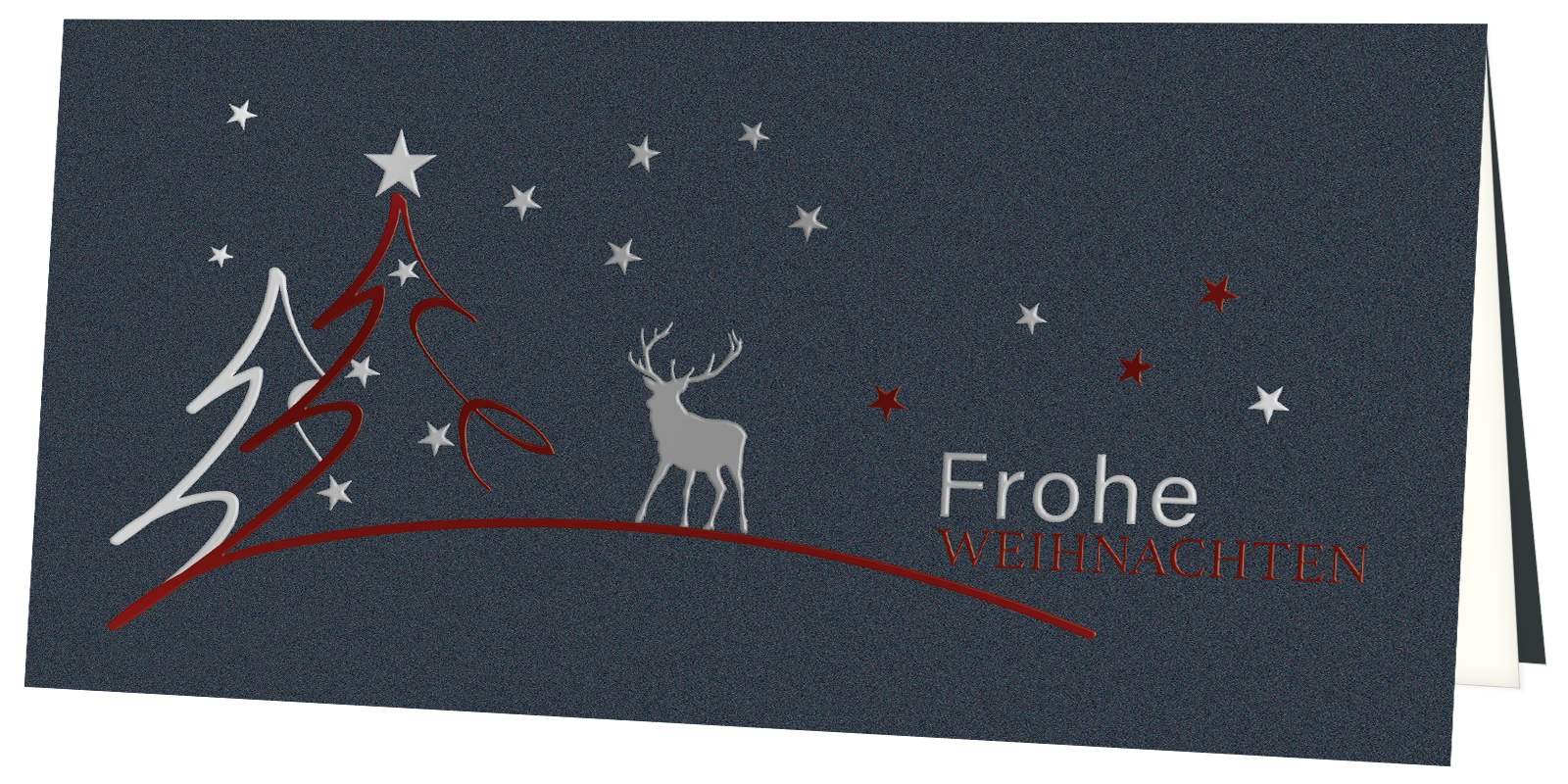 Weihnachtskarte 9321