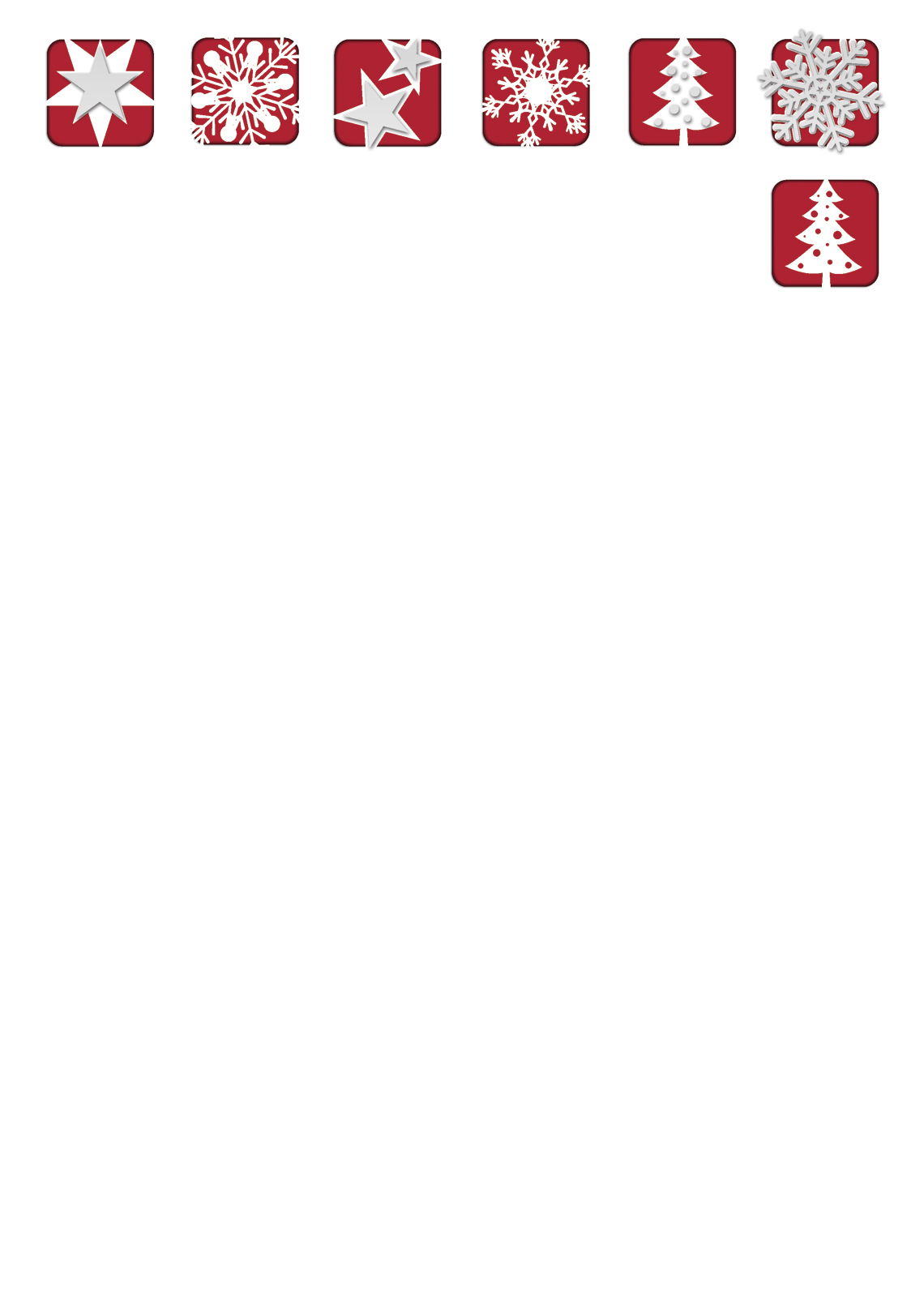 Weihnachtsbrief Exklusiv 1320213