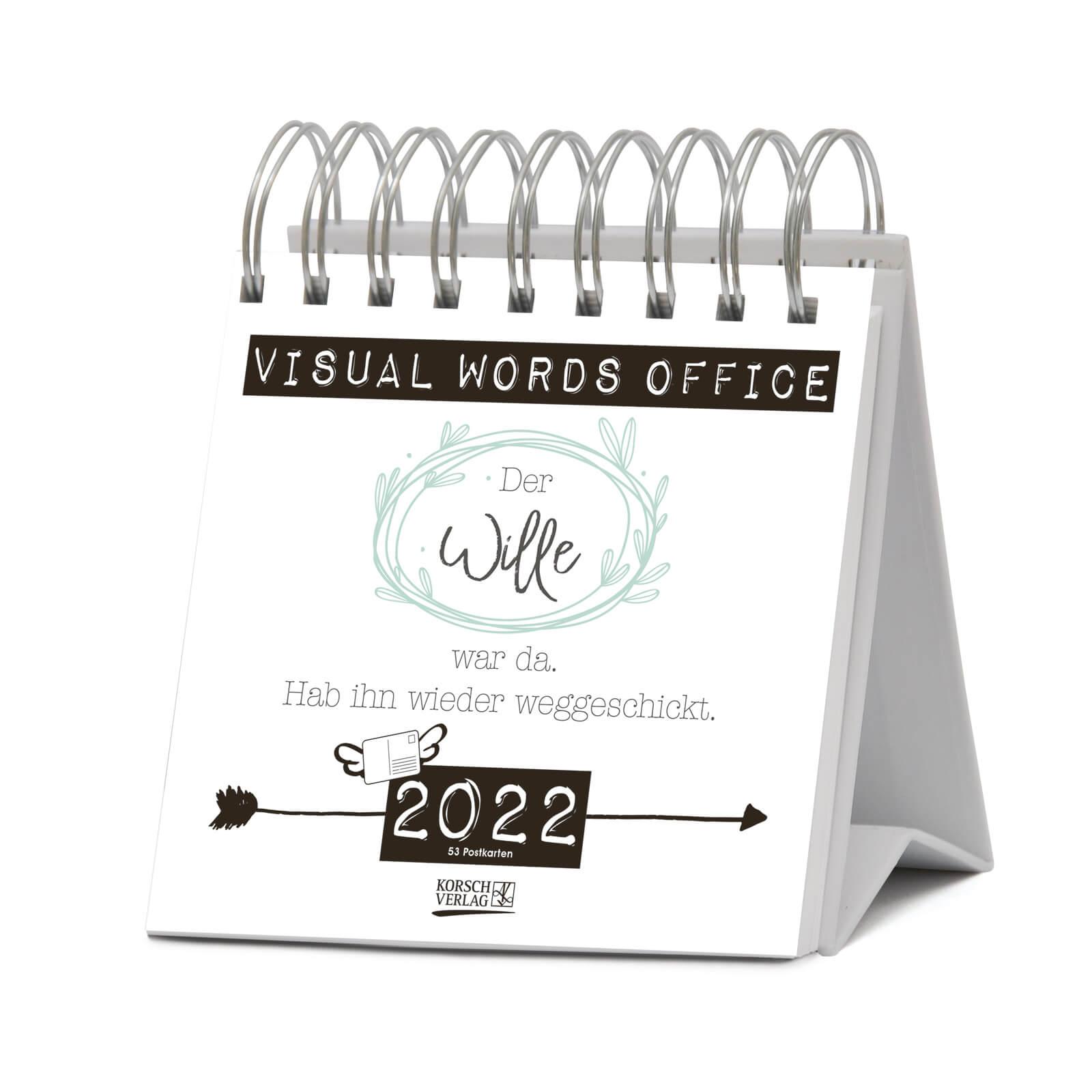 Visual Words Office 2022, Art. 235822