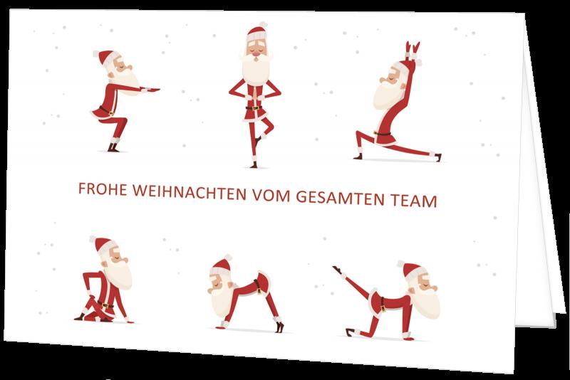 Weihnachtskarte 0337