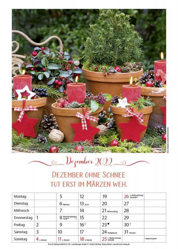 Kalender 2222922