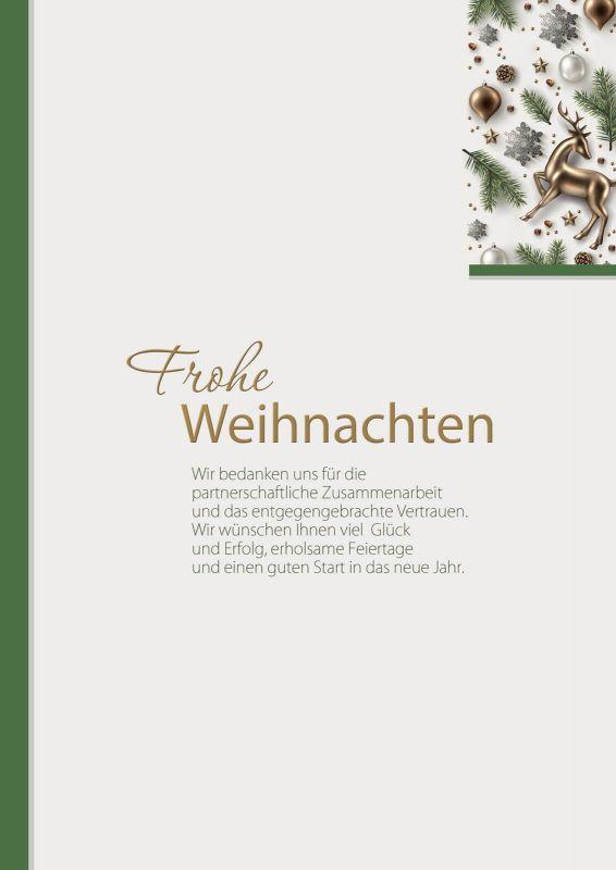 Weihnachtsbrief Avantgarde 1319207