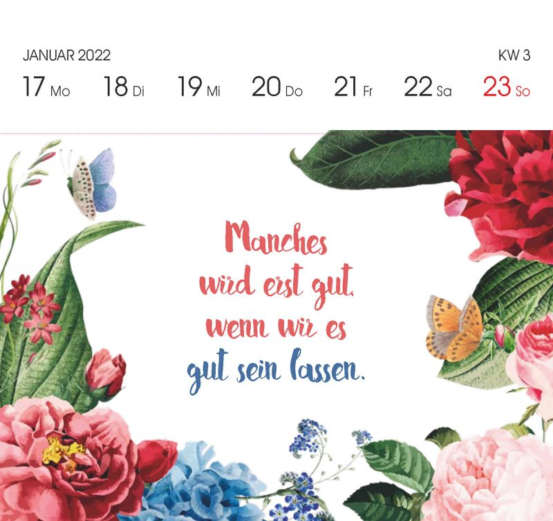 Visual Words Aquarell 2022, Art. 235722
