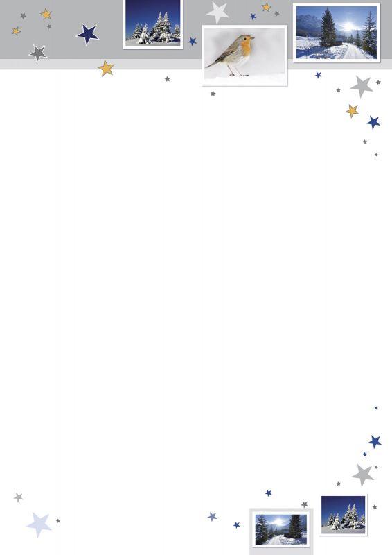 Weihnachtsbrief Avantgarde 1318211