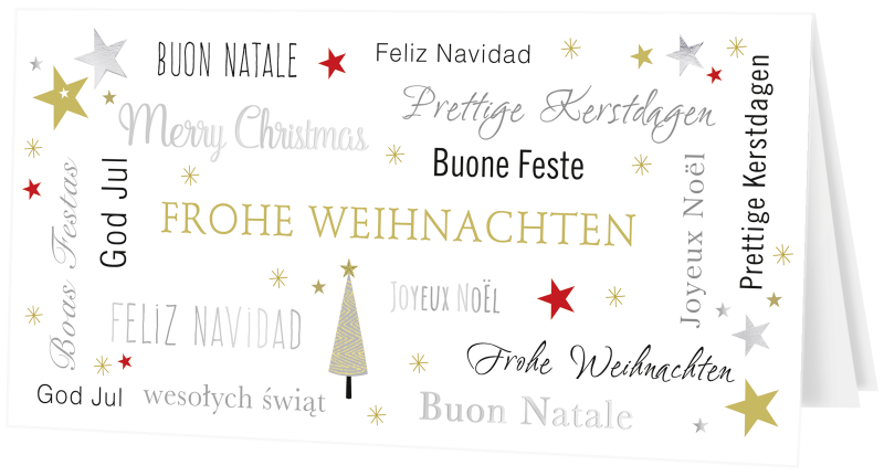 Weihnachtskarte 0335