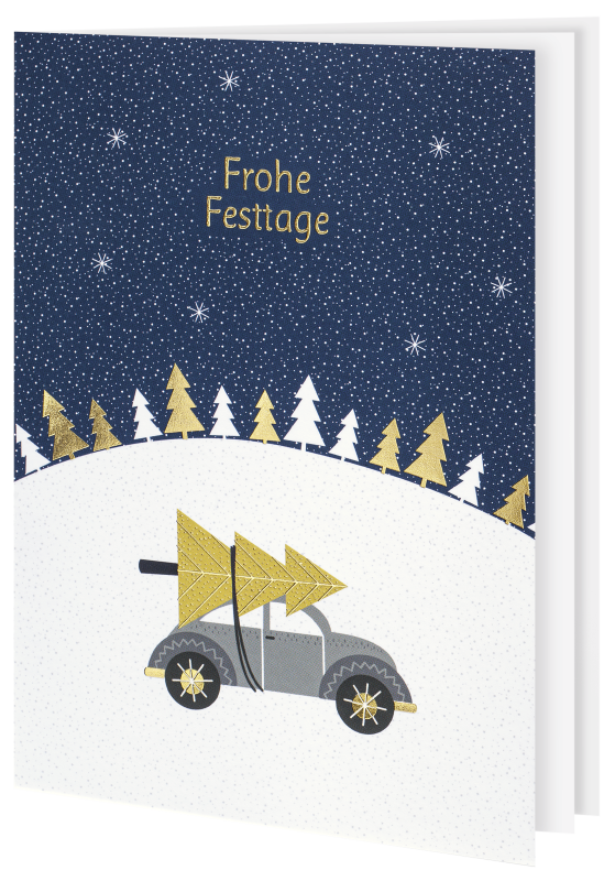Weihnachtskarte 0310